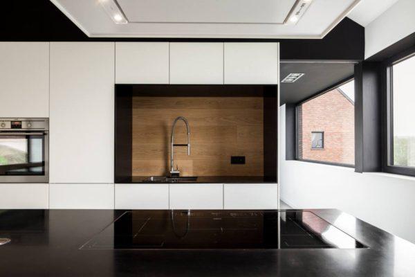 cuisine moderne bois